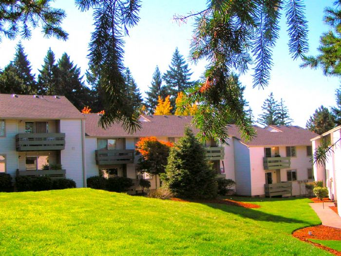 Timberline Apartments In Tigard Oregon