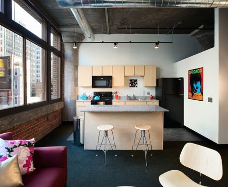 Dwight Lofts apartments in Chicago Illinois