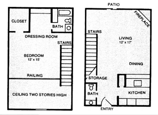 Embassy House apartments in CORPUS CHRISTI, Texas