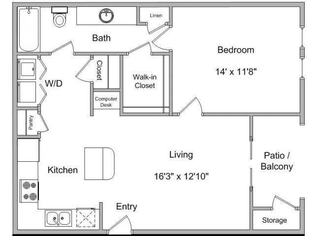 Broadstone Ranch apartments in San Antonio, Texas