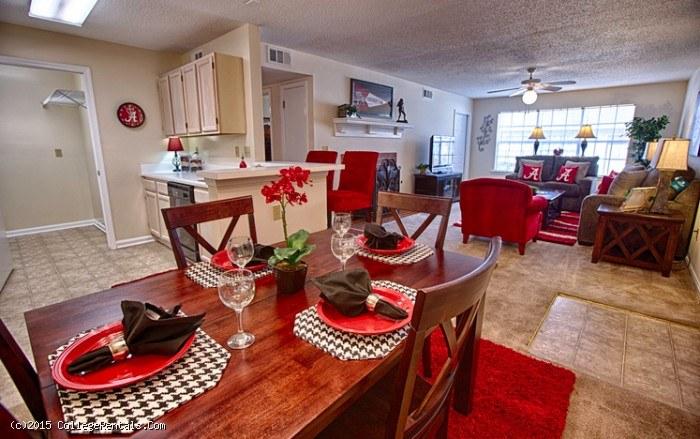 Stone Creek apartments in Tuscaloosa Alabama
