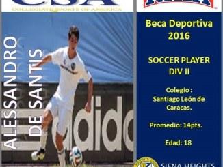 reclutamiendo deportivo venezuela becas usa naia futbol