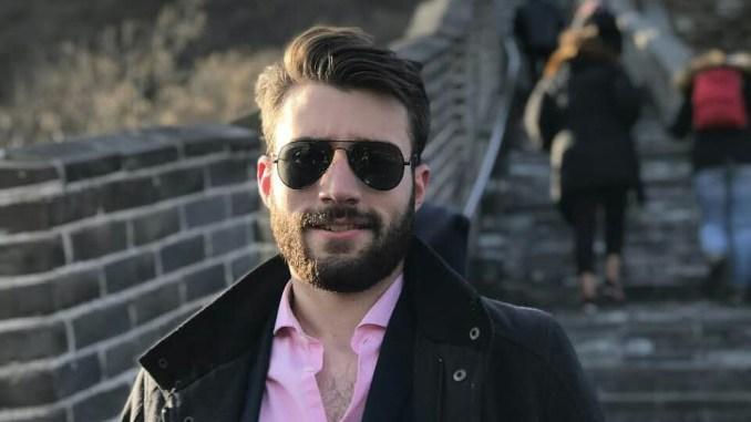 Alberto Faria | CSA Becas en China