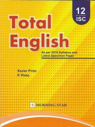 Morning Star ISC Total English | Class – 12 | ISC