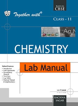 Together With Lab Manual Chemistry Class -11