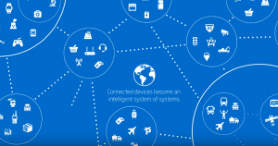 Internet of Things with different networks