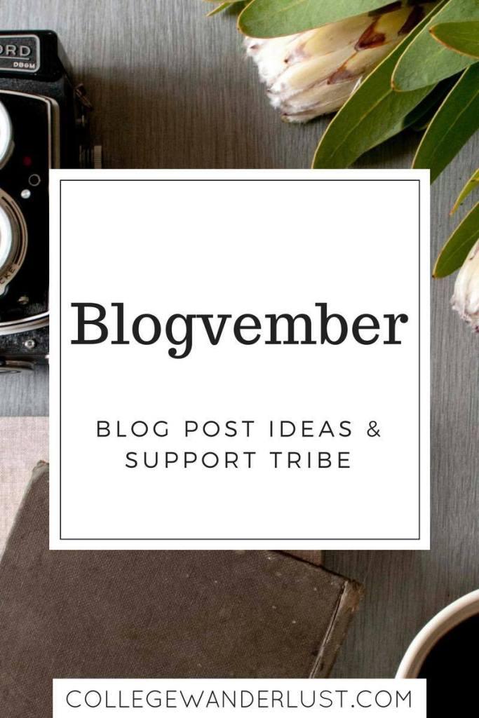 Blogvember