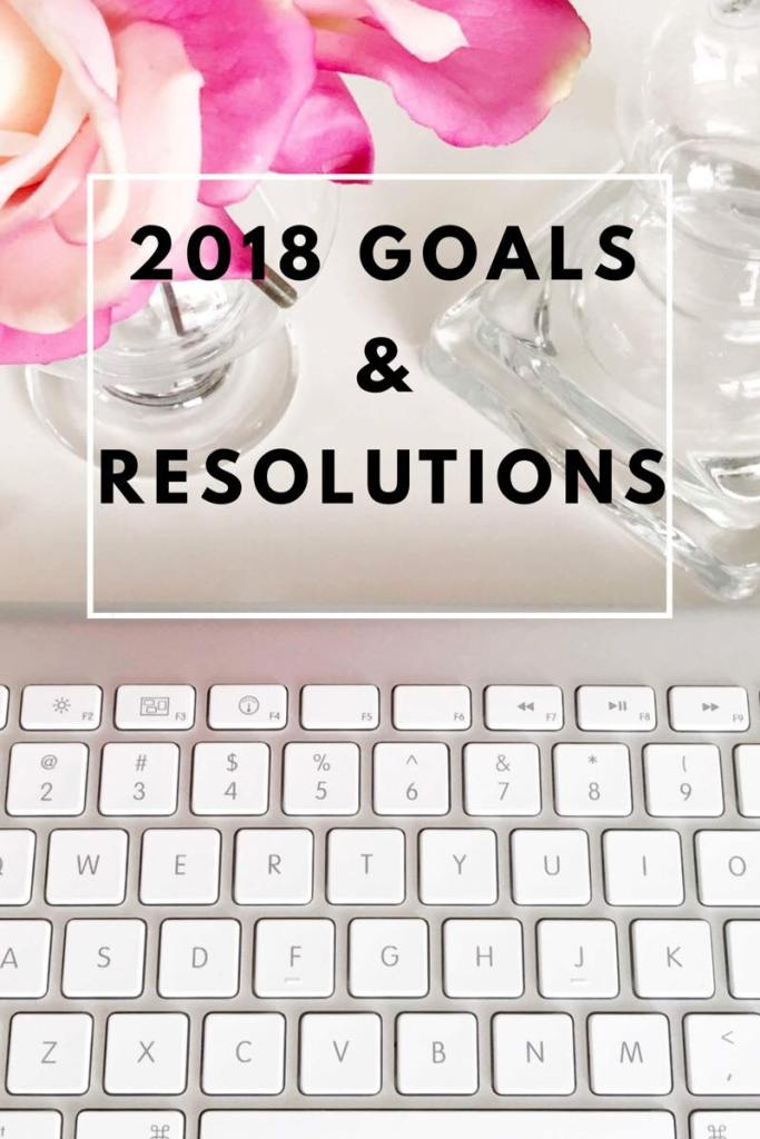 Goal ideas for 2018 & How to achieve them. Goal ideas for 2018 & How to achieve them. Read all about tips and tricks to ensure your 2018 goals and resolutions are achieved.