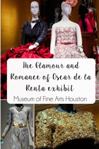 The Glamour and Romance of Oscar de la Renta exhibit: MFAH