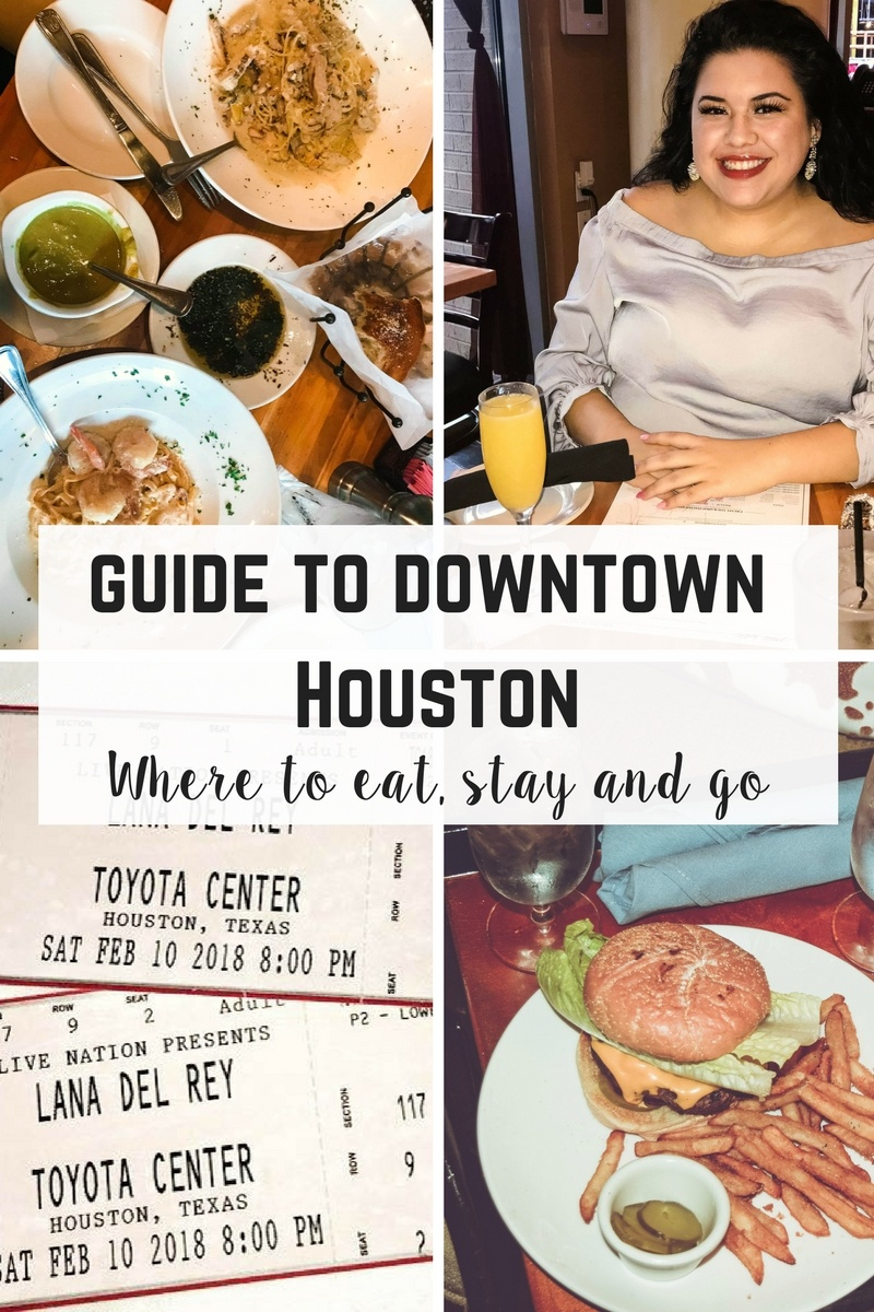 Guide to Downtown Houston : where to eat, stay and go