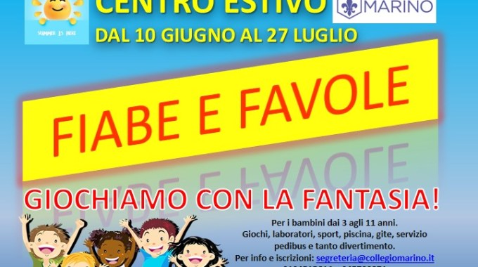Centro Estivo Collegio Marino Castellamonte