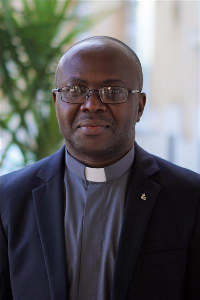 Père jésuite Flavien Zolabi – Centre Romand de l'Apostolat Mondial de Fatima