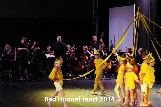 Bad Honnef tanzt 2014