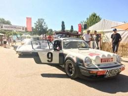 Schloß Dyck Classic Days 2018 _ Porsche 911