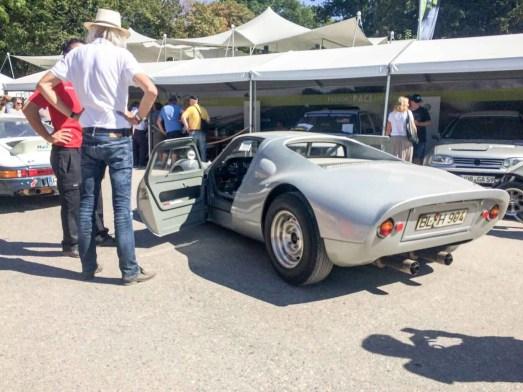 Schloß Dyck Classic Days 2018 _ Porsche 904