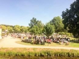 Schloß Dyck Classic Days 2018 _ Parkanlage