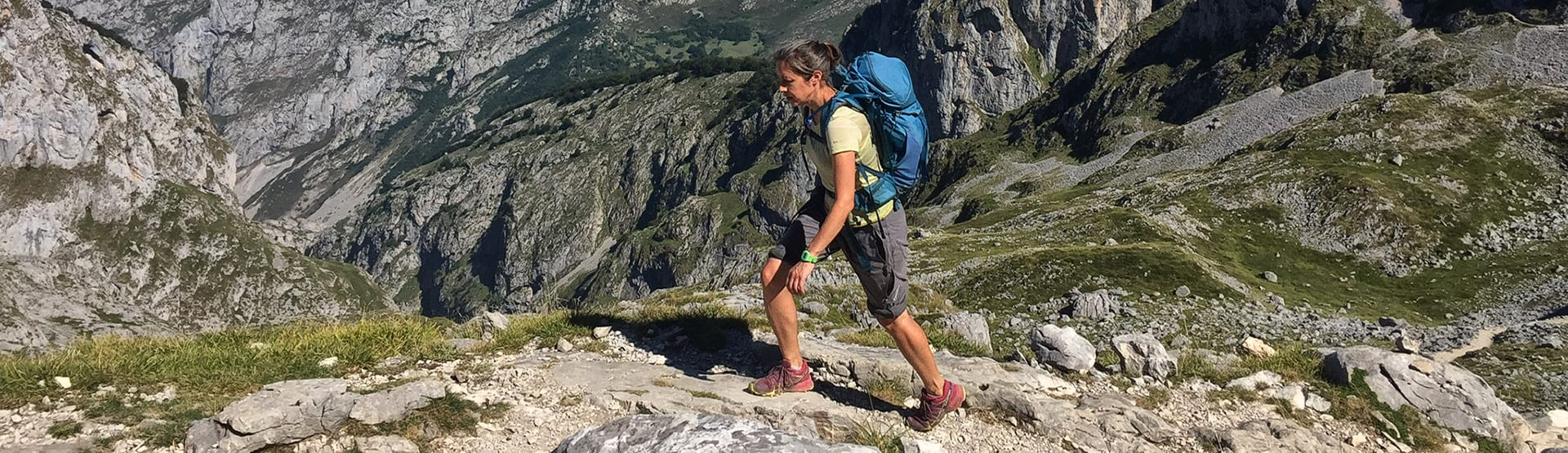 Hiking the Picos de Europa's classic peaks