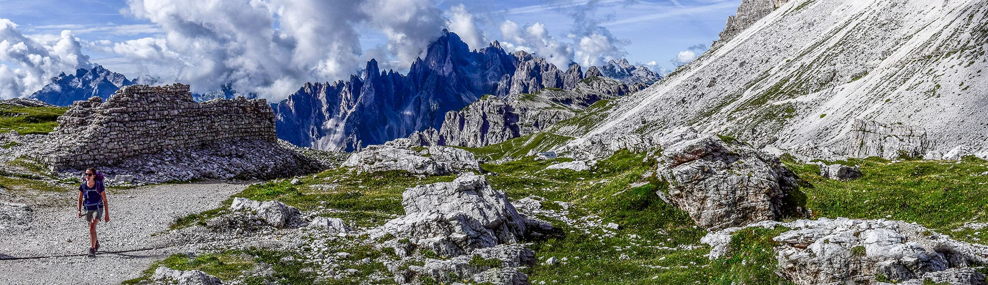 Hut to Hut Hiking Tre Cime