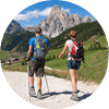 Walking Holidays in the Dolomites