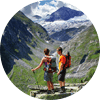 Walking Holidays in the Austrian Alps, Hohe Tauern and East Tyrol