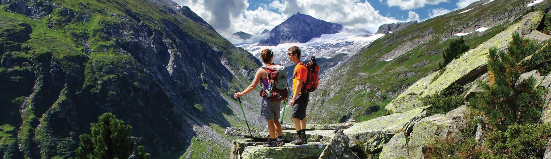 Walking and Hiking in the Hohe Tauern, Austria