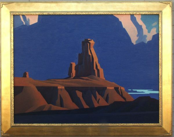 Ed Mell Paintings