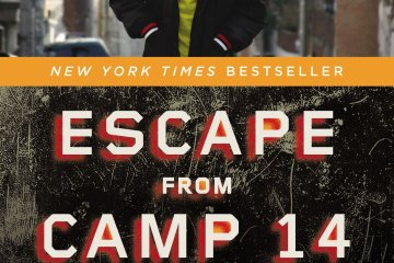 """Escape from Camp 14"" is Collin College's Book in Common for Spring 2015"