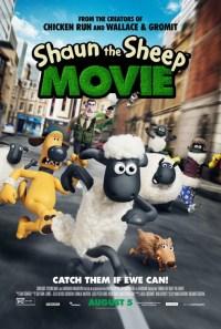 Shaun The Sheep Poster 2015