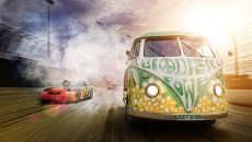 Chris Titze Imaging VW bus