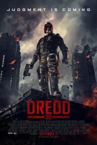 Dredd 2012 Poster