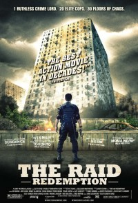 The Raid: Redemption 2011 poster
