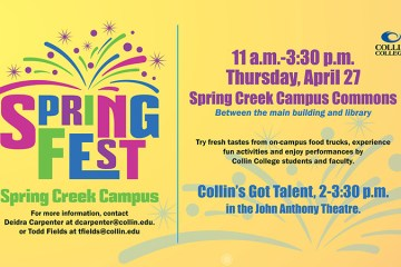 SpringFest and Collin's Got Talent
