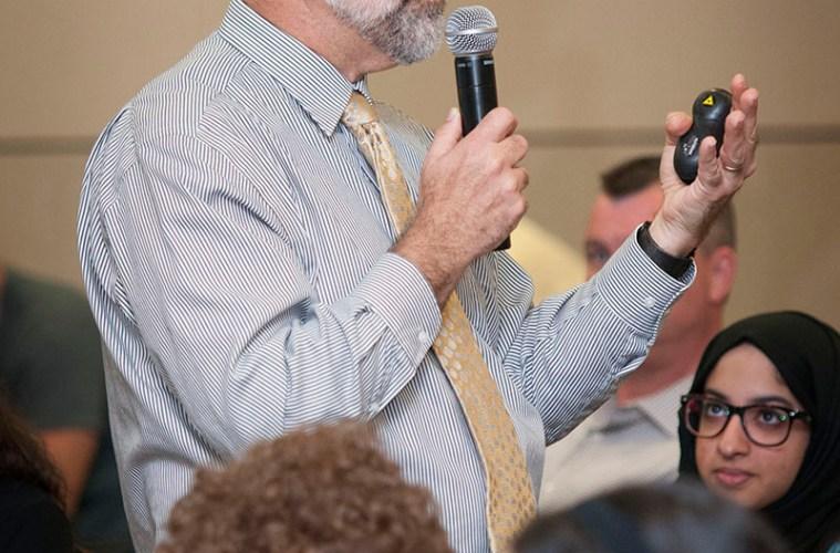 Speaker David Smith