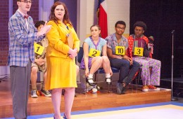 """Collin College's performance of """"The 25th Annual Putnam County Spelling Bee"""""""