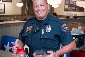 Officer Warren McNurlen
