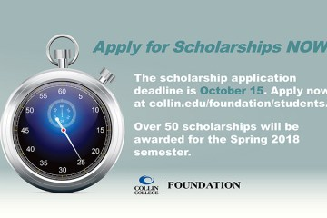 Time is Running Out to Apply for Scholaships