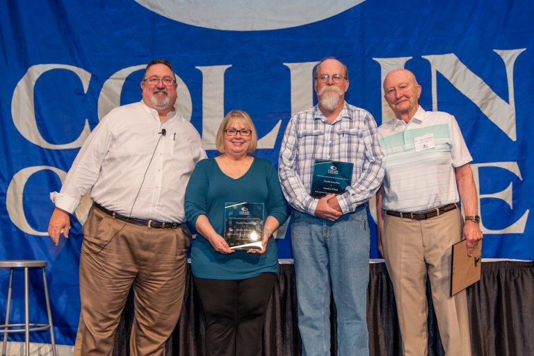 Collin College Honors Professors with First Faculty Emeriti Distinctions