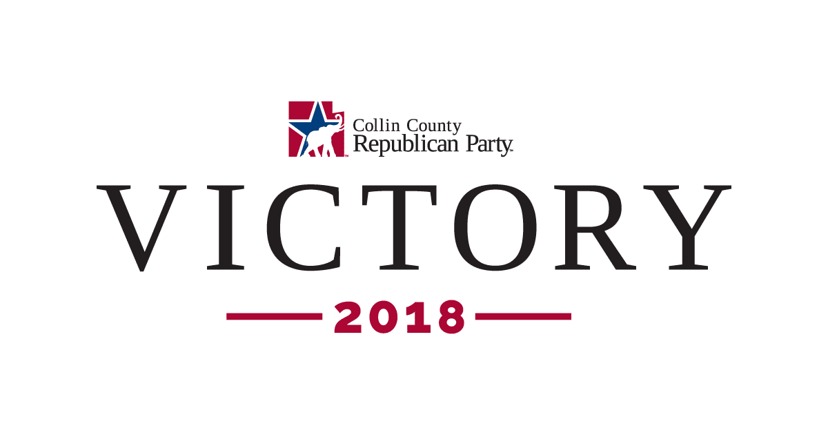 Gop Christmas Message.Collin County Republican Victory 2018 Committee Announcement