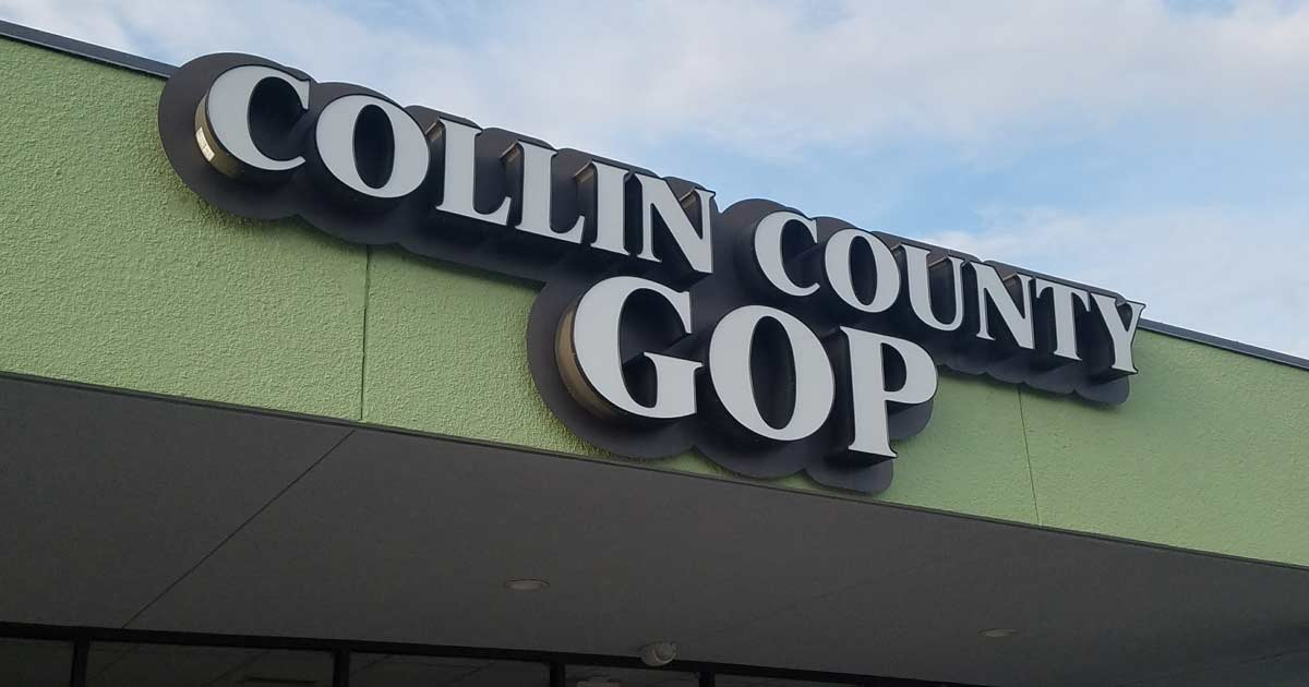 Gop Christmas Message.Collin County Republican Party Grassroots Strong