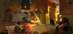 La storia del profumo nel mondo antico