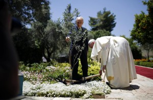 Papa Francesco in Terra Santa