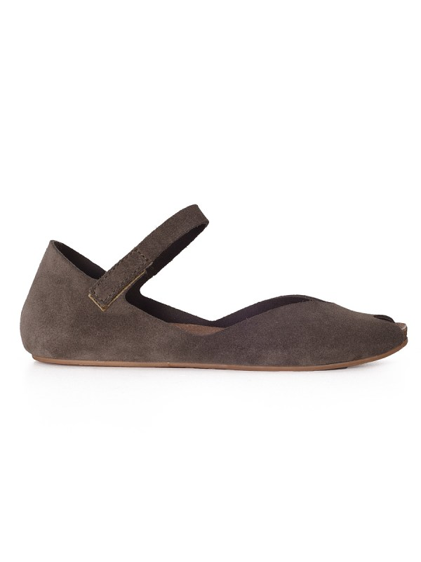 Sandalo punta aperta donna-0
