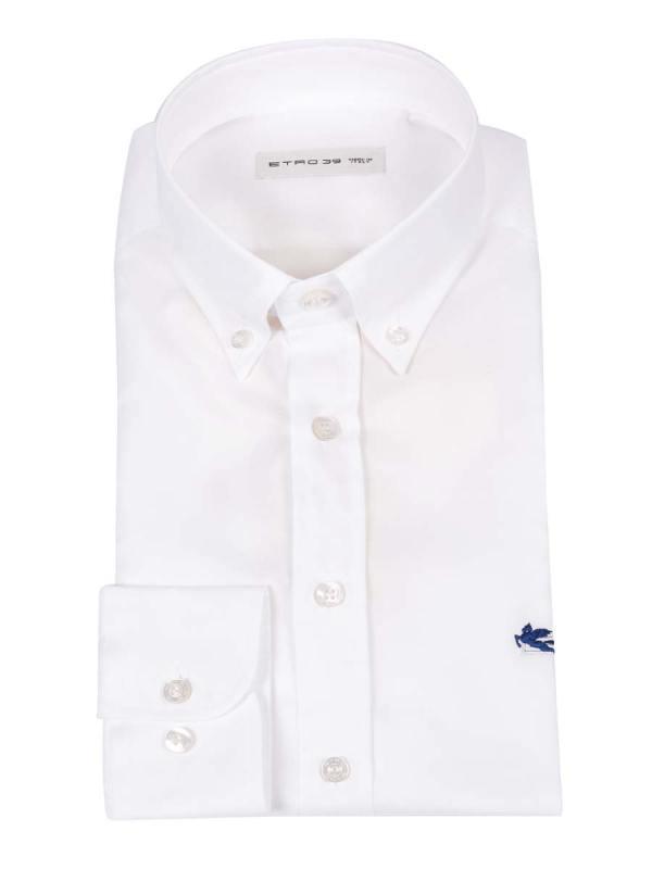 camicia manica lunga etro uomo-0