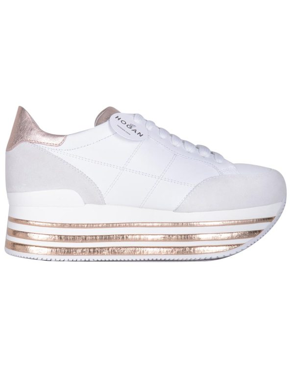 30f9b5cf48ad Sneakers Maxi H222 Hogan Donna  Acquista Online