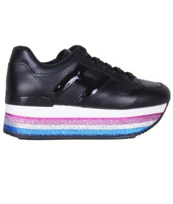 Hogan-lacci-maxi-platform-rosa-blu-bianco-1