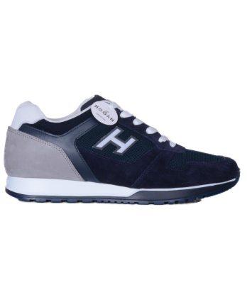 Hogan-lacci-trimateriale-blu-1