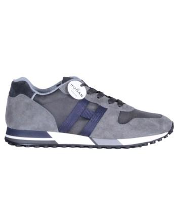 Hogan-lacci-running-trimateriale-grigio-blu-1