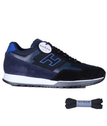 Hogan-lacci-3210-trimateriale-blu-1