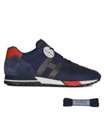 Hogan-lacci-running-multi-blu-rosso-1