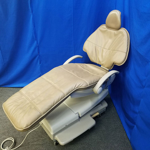 Adec 511 Dental Chair with New Upholstery in Color of